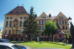 Joseph Haltrich Theoretical High School in Medias, Romania