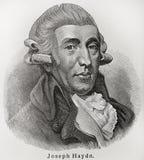 Joseph Haydn Fotografia Stock Libera da Diritti