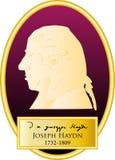 Joseph Haydn Fotografia de Stock Royalty Free