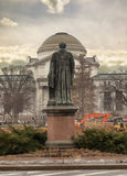 Joseph Henry statue Stock Photos