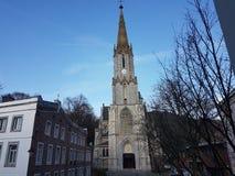 Joseph Kirche Eupen royaltyfri fotografi