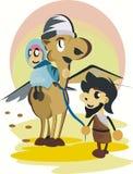 Joseph och mary Arkivfoton