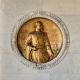 Joseph Roswell Hawley Memorial Lizenzfreie Stockfotos