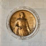 Joseph Roswell Hawley pomnik Zdjęcia Royalty Free