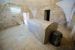 Joseph's tomb in Nablus Stock Photography