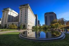 Joseph Smith Memorial Building royalty free stock image