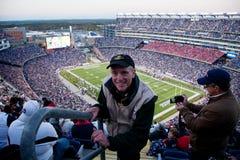 Free Joseph Sohm At Patriots Game Royalty Free Stock Photos - 26129468