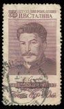 Joseph Stalin, homem político soviético Fotografia de Stock Royalty Free