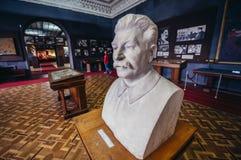 Joseph Stalin Museum Arkivfoto