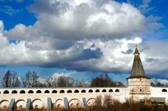 Joseph-Volokolamsk monastery Royalty Free Stock Image