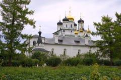 Joseph Volotsky monastery of Volokolamsk Royalty Free Stock Photo