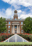 Joseph Wylie Fincher Building on the Campus of Southern Methodis Stock Photos