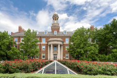 Joseph Wylie Fincher Building on the Campus of Southern Methodis Stock Photography