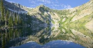 Josephine Lake royaltyfri bild
