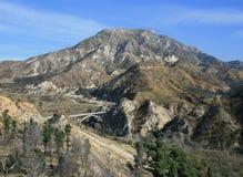 Josephine Peak. And Big Tujunga Canyon, Angeles National Forest, California Royalty Free Stock Photography