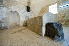 Josephs Grab in Nablus Lizenzfreies Stockfoto