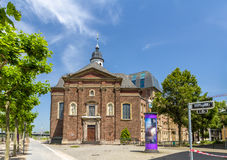 Josephskapelle chapel in Dusseldorf, Germany Royalty Free Stock Image