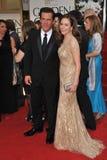 Josh Brolin, Diane Lane Royalty Free Stock Photos