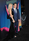 Josh Brolin et Kathryn Boyd Photos stock