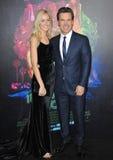 Josh Brolin & Kathryn Boyd Stock Photos