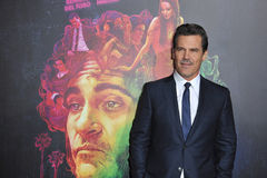 Josh Brolin Stock Photo