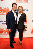 Josh Charles, Sophie Flack. NEW YORK-APR 9: Actor Josh Charles and Sophie Flack attend the Food Bank for New York City's Can Do Awards Dinner Gala at Cipriani Stock Photo