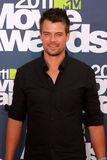 Josh Duhamel. LOS ANGELES - JUN 5:  Josh Duhamel arriving at the the 2011 MTV Movie Awards at Gibson Ampitheatre on June 5, 2011 in Los Angeles, CA Royalty Free Stock Photography