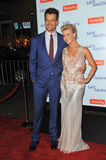 Josh Duhamel, Julianne Hough Royaltyfria Bilder