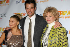 Josh Duhamel, Fergie Stock Photography