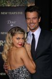 Josh Duhamel, Fergie Stock Photo