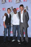 Josh Duhamel, Shia Labeouf, Tyrese Stock Photography