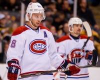Josh Gorges Montreal Canadiens Stock Photo