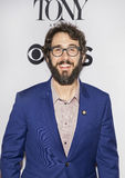 Josh Groban. Actor and singer Josh Groban arrives for the 2017 Tony Awards Meet the Nominees Press Junket at the Sofitel New York Hotel in mid-town Manhattan Stock Photo
