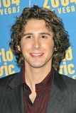 Josh Groban. At the 2004 World Music Awards in the Thomas Mack Arena at UNLV, Las Vegas, NV. 09-15-04 Royalty Free Stock Images