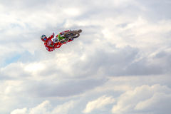 Josh Hansen at Monster Energy Cup 2015 Stock Images