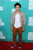 Josh Hutcherson at the 2012 MTV Movie Awards Arrivals, Gibson Amphitheater, Universal City, CA 06-03-12 Royalty Free Stock Images