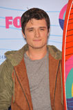 Josh Hutcherson Royalty Free Stock Images
