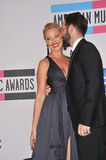 Josh Kelley, Katherine Heigl, Royalty Free Stock Photo