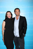 Josh Lucas, Molly Parker Royalty Free Stock Images