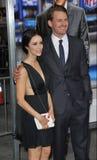 Josh Pence & Abigail Spencer Royaltyfri Bild
