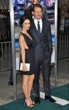 Josh Pence & Abigail Spencer Royaltyfria Bilder