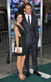 Josh Pence & Abigail Spencer Royalty Free Stock Images
