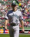 Josh Phelps Tampa Bay Rays Fotografía de archivo