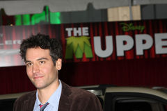 Josh Radnor, The Muppets Royalty Free Stock Photos