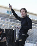 Josh Todd di Buckcherry Immagini Stock