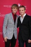 Josh & Zach Carter Stock Photo