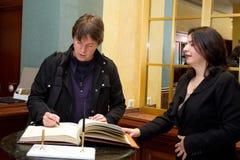 Joshua Bell Obraz Royalty Free
