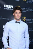 Joshua Bowman. LOS ANGELES - SEP 17:  Joshua Bowman arrives at the 9th Annual BAFTA Los Angeles TV Tea Party  at L'Ermitage Beverly Hills Hotel on September 17 Stock Photo
