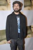 Joshua Gómez no tapete vermelho. foto de stock