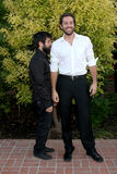 Joshua Gomez,Zachary Levi Stock Photo